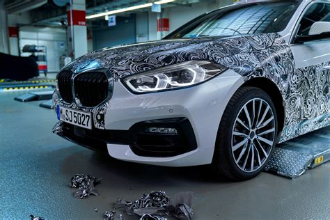 This new 1 series is a good car from the bottom up. 2020 BMW 1-series: We Take off the Camo - GTspirit