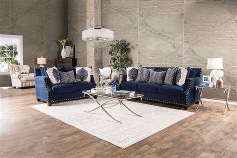 sofa outstanding navy blue sofa set 2017 collection navy