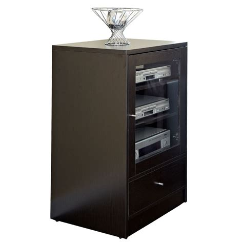 kitchen stereo cabinet modern media centers series 100 a v cabinet eurway 6130