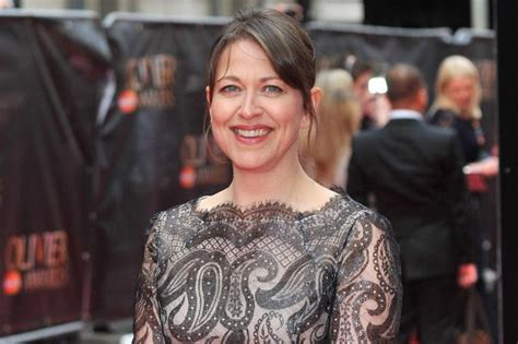 nicola walker actress place studying cambridge dilapidated lived alamy while english building