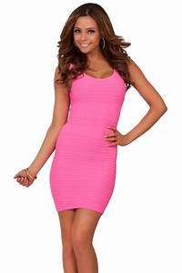 Sleeveless Sexy Seamless Short Mini Fitted Bodycon Tight ...