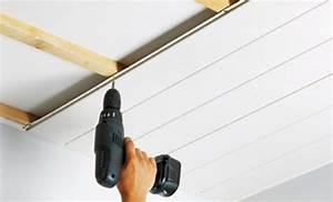 Installer Faux Plafond : faux plafond en pvc ce qu 39 il faut savoir faux ~ Melissatoandfro.com Idées de Décoration