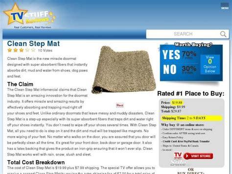 Clean Step Doormat by Clean Step Mat Reviews To Be True
