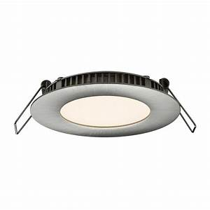 Led recessed lights bazz ledslim