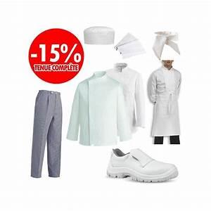 Tenue De Cuisine Femme : tenue de cuisine apprenti tenue de cuisine pas chere homme et femme ~ Teatrodelosmanantiales.com Idées de Décoration