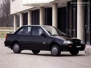 Suzuki Swift Sedan Specs - 1991  1992  1993  1994  1995  1996