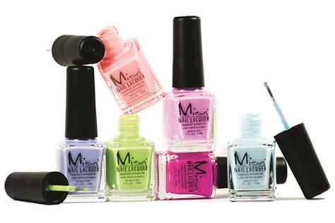 fresh  fruity collection technique nails magazine