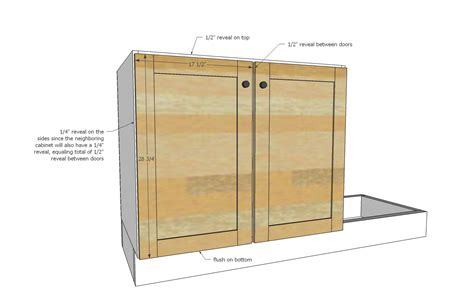 diy kitchen cabinets plans ana white euro style kitchen sink base cabinet for our