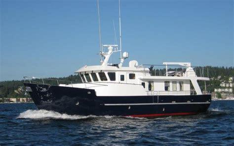 1999 cape horn range trawler power boat for sale www yachtworld