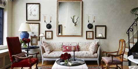 greenwich village penthouse  curated antiques