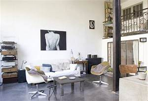 Decoration D Interieur Idee : id e d co d un int rieur parisien du bonheur voir ~ Melissatoandfro.com Idées de Décoration
