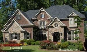American Gables Home Designs Inc New House Facade Design Stones Bricks 60 Ideas Stone