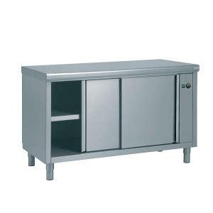 de cuisine chauffant tournus equipement nos meubles inox chauffant