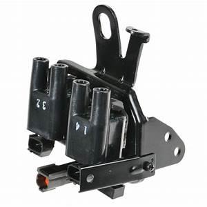 Ignition Coil Pack New For Hyundai Elantra Tiburon 2 0l