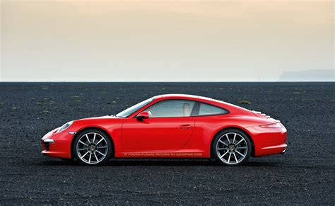 Porsche Picture by Official New Porsche 911 Pictures Porsche 991
