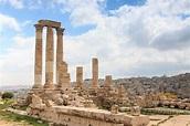 Walking Through the Ancient Core of Modern Amman ...
