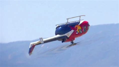 Bull Helicopter Pilot by Helicopter Pilot Defy Physics Cnn