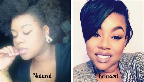 Is 'from Natural To Relaxed' A Growing Trend? Curlynikki
