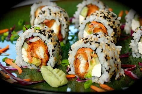 lionfish sushi food mexico dinner rolls akumal invasion help september