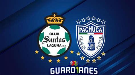 Santos Laguna vs Club Pachuca: Horario y dónde ver el ...