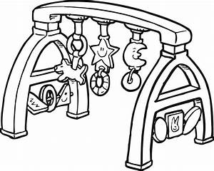 Top Of A Toy Coloring Pages
