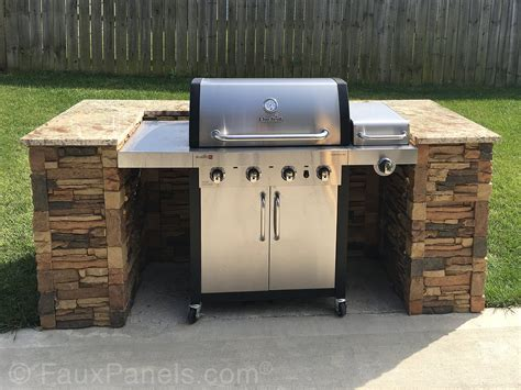 Outdoor Grill Station Ideas  Amazing, Affordable Custom Looks
