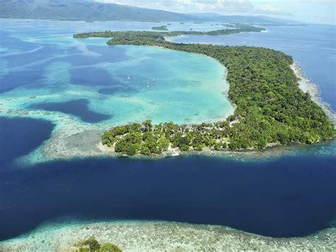 uepi island resort solomon islands dive safari asia