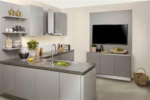 Plan De Travail Fin : darty et sa nouvelle collection de cuisines ~ Preciouscoupons.com Idées de Décoration