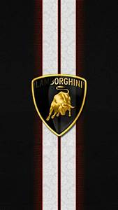 [45+] Lamborghini Logo Wallpaper HD on WallpaperSafari