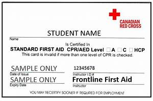 Kelowna Standard First Aid Courses | CPR & AED Included ...