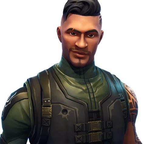 squad leader outfit fortnite battle royale