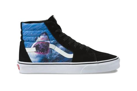 Nightmares Oceana Follow Up by Discovery Shark Week X Vans Collection Release Hypebeast