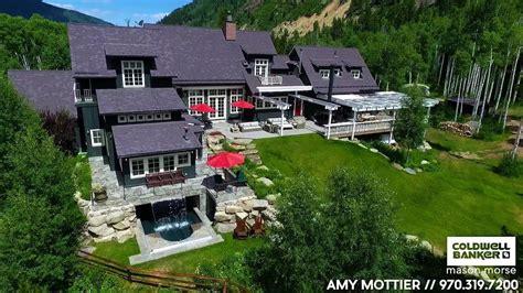 aspen independence estate youtube luxury retreats