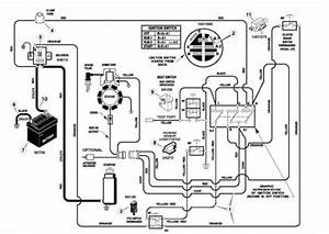 Scotts S1642 Wiring Diagram