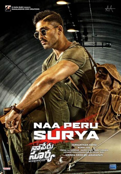 naa peru surya  showing book  vox cinemas oman
