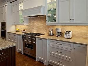 kitchen backsplash ideas for white cabinets my home With backsplash for kitchen with white cabinet