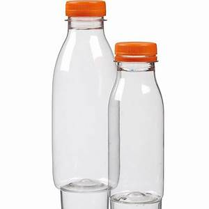 Bouteille En Plastique Vide : bouteille plastique solia avec bouchon transparent 1000 ml vendu par 100 ~ Dallasstarsshop.com Idées de Décoration