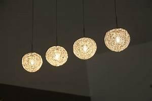 Luminaire 3 Suspensions : luminaires suspension deco ~ Teatrodelosmanantiales.com Idées de Décoration