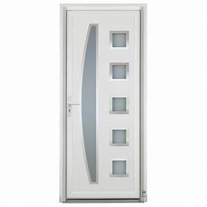 porte d39entree pvc farad pasquet menuiseries With porte entrée pvc