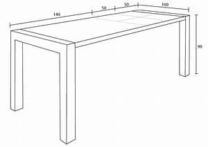 Table Haute 4 Personnes : table haute laqu e design et extensible flexy mobilier ~ Melissatoandfro.com Idées de Décoration