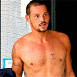 Justin Chambers TATTOOS PICTURES IMAGES PICS PHOTOS OF HIS ...
