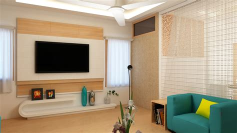 Interior Design Drawing Room by Drawing Room Light Laminate View01