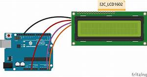 Lesson 1 Display By I2c Lcd1602