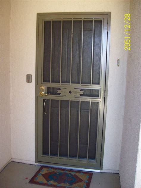 security screen doors native sun home accents