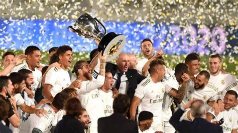 Real Madrid venció a Villarreal y es campeón de la liga ...