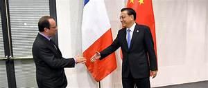 COP21 : Hollande en Chine pour muscler les négociations ...