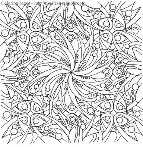 difficult coloring pages  adults timeless miraclecom