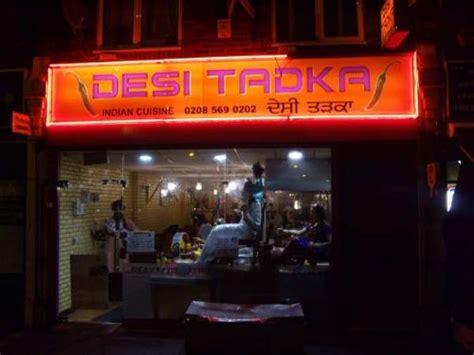 desi tadka  indian restaurant  hayes uk