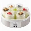 VonShef Digital Yoghurt Maker + 7 x 200ml Yoghurt Jars