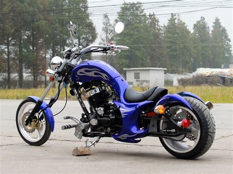 Buy 250cc Street Legal Chopper Motorcycle Harley Bobber On